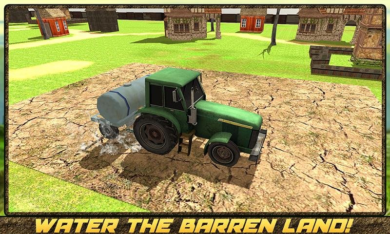 Hay-Farm-Plow-Truck-Driver 33