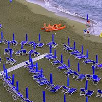 Stessa spiaggia..... di