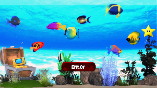 玩免費模擬APP|下載Real aquarium virtual ???? fish app不用錢|硬是要APP