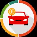 Затраты на авто - Заправки, расходы, обслуживание icon