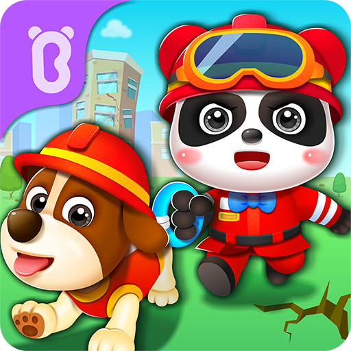 Little Panda\'s Earthquake Rescue