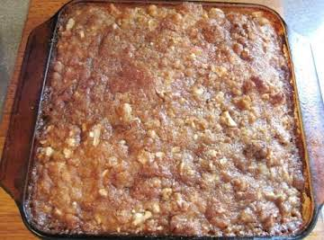 Granny's Sweet Potato Casserole Recipe