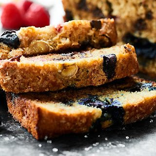 Berry Banana Bread