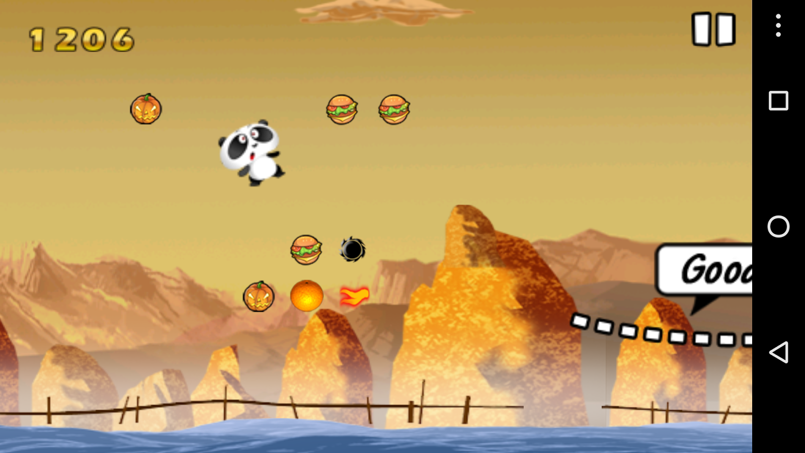 Children Panda- screenshot