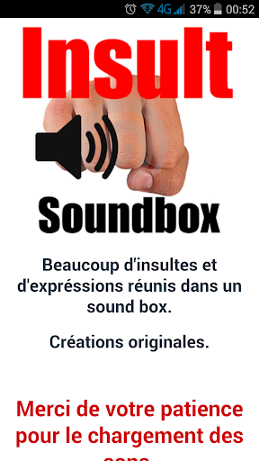 Insult Soundbox