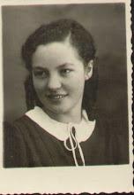 Photo: Zofia Berezowska zam. Kordal (c. Franciszka Berezowskiego i Rozalii z.d. Mendocha).