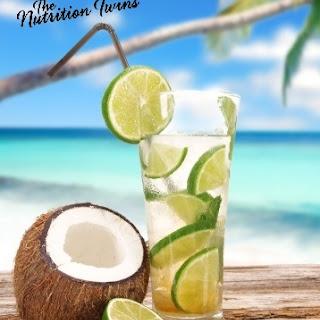 Lemon-Lime Detox Spritzer