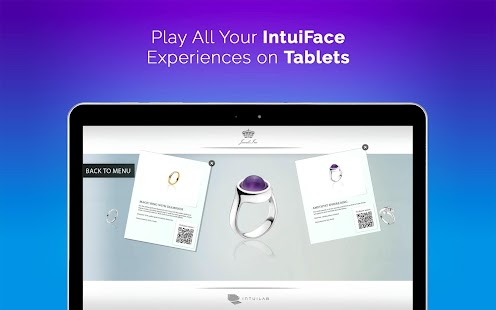 IntuiFace Player - náhled