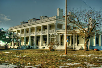 Photo: Brown Mansion, Coffeville, Kansas, USA