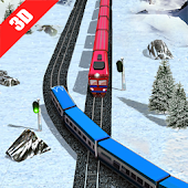 Russian Subway Train Racing Simulator: Modern City