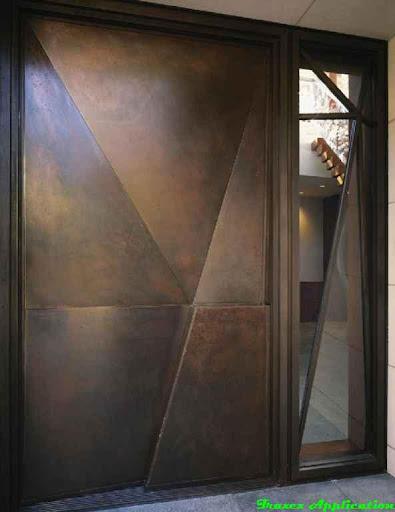 現代のドアのデザインのアイデア
