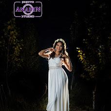 Wedding photographer Amanzhan Anapin (anapinphoto). Photo of 22.11.2016