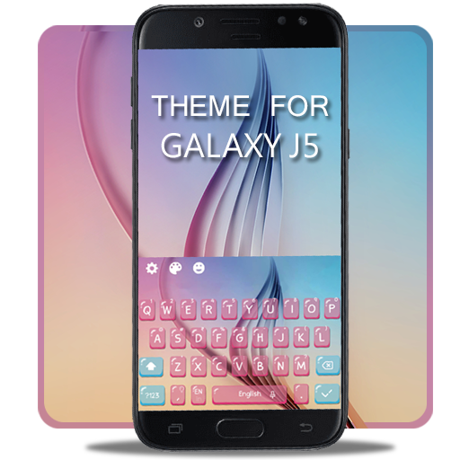 Keyboard Theme For Galaxy J5