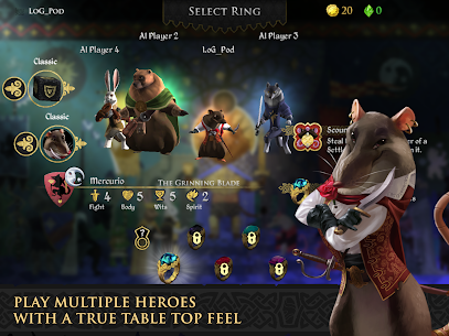 Armello App Latest Version Download For Android and iPhone 9
