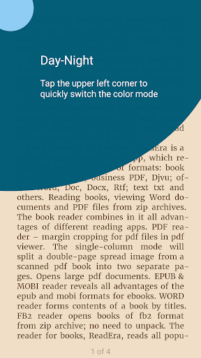 ReadEra - book reader pdf, epub, word 19.12.27+1120 screenshots 6