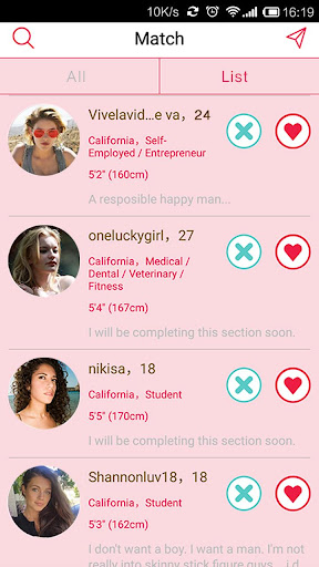 Coupler-chat,meet,dating app Screenshot