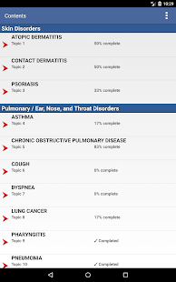 CURRENT Med Diag and Treatment CMDT Flashcards, 2E- screenshot thumbnail