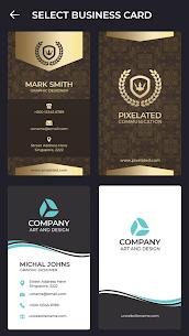 Ultimate Business Card Maker: Visiting Card Maker 5