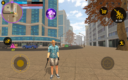 Gangster Town 2.1 Android APK Mod 3