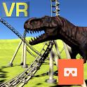 VR Dino Coaster
