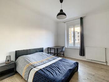 chambre à Fougeres (35)