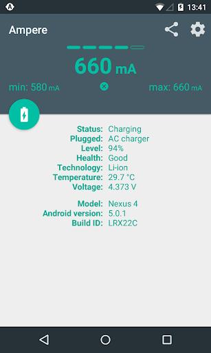 Ampere v3.23 screenshots 2