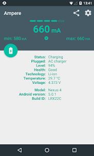 Ampere Pro v3.40 MOD APK 2
