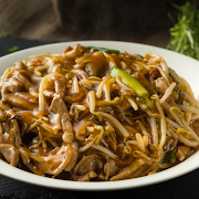 Shredded Pork & Preserved Cabbage with Vermicelli