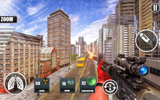 Real Sniper shooter apktram screenshots 1