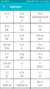 Learn Slovak - náhled