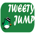 Tweety Jump Free icon