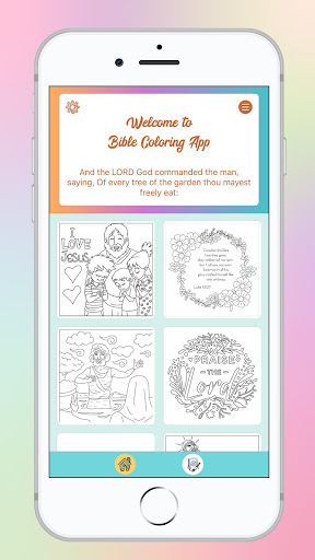 Bible Coloring - Bible Color by Number, Bible Game 20.0 screenshots 3