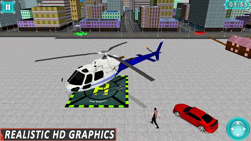 Helicopter Flying Adventures modavailable screenshots 1