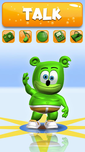 Talking Gummy Free Bear Games for kids 3.0.2 screenshots 1