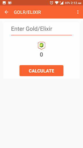 Gem Calculator For Clash - COC 1.2 screenshots 5