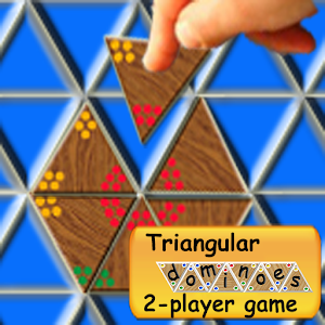 Triangular Dominoes for PC