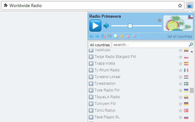 Worldwide Radio