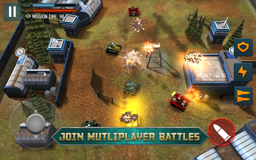 Tank Battle Heroes: World of Shooting 1.14.6 screenshots 11