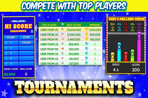 Free Video Poker Games - Multi Hand Poker Casino screenshots 11