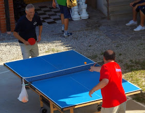 Photo: Torneo di Ping Pong: TIROL - RONSIC