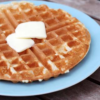 My New Favorite Waffle