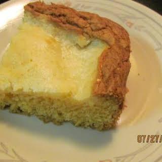 Mom's Gooey Butter Cake.
