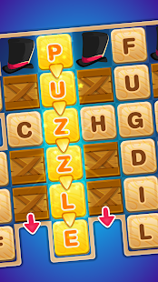 Letters of Gold - Word Search Game With Levels - náhled