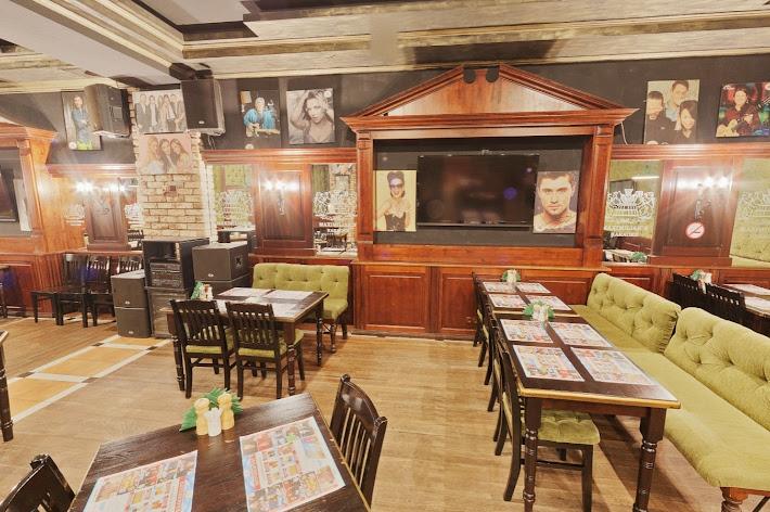 Фото №2 зала Зал «Караоке»