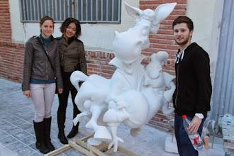 Photo: 05.03.14 Visita a la Ciudad Fallera