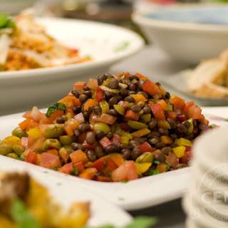 Italian Black Bean Salad