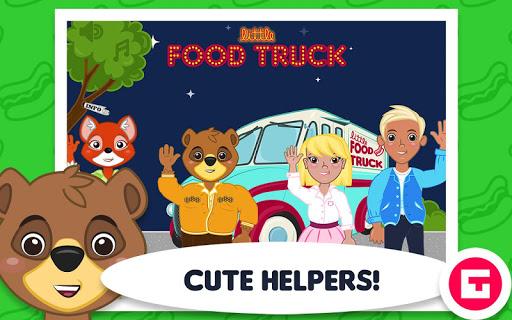 リトル食品トラック Little Food Truck