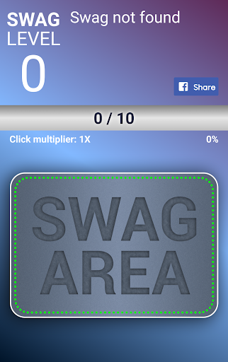 Swag Level Click Meter
