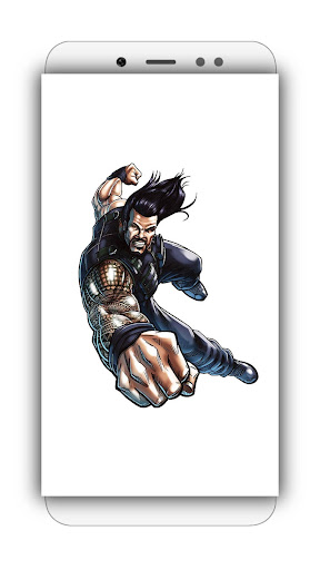 Wrestler Wallpapers 1.2 androidtablet.us 2