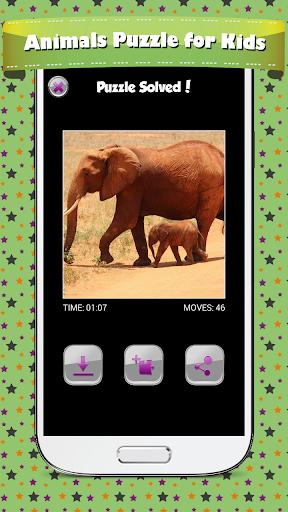 免費下載解謎APP|動物パズルのため子供 app開箱文|APP開箱王
